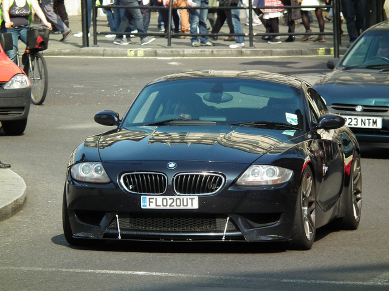 BMW Z4 M Coupé | Flickr - Photo Sharing!