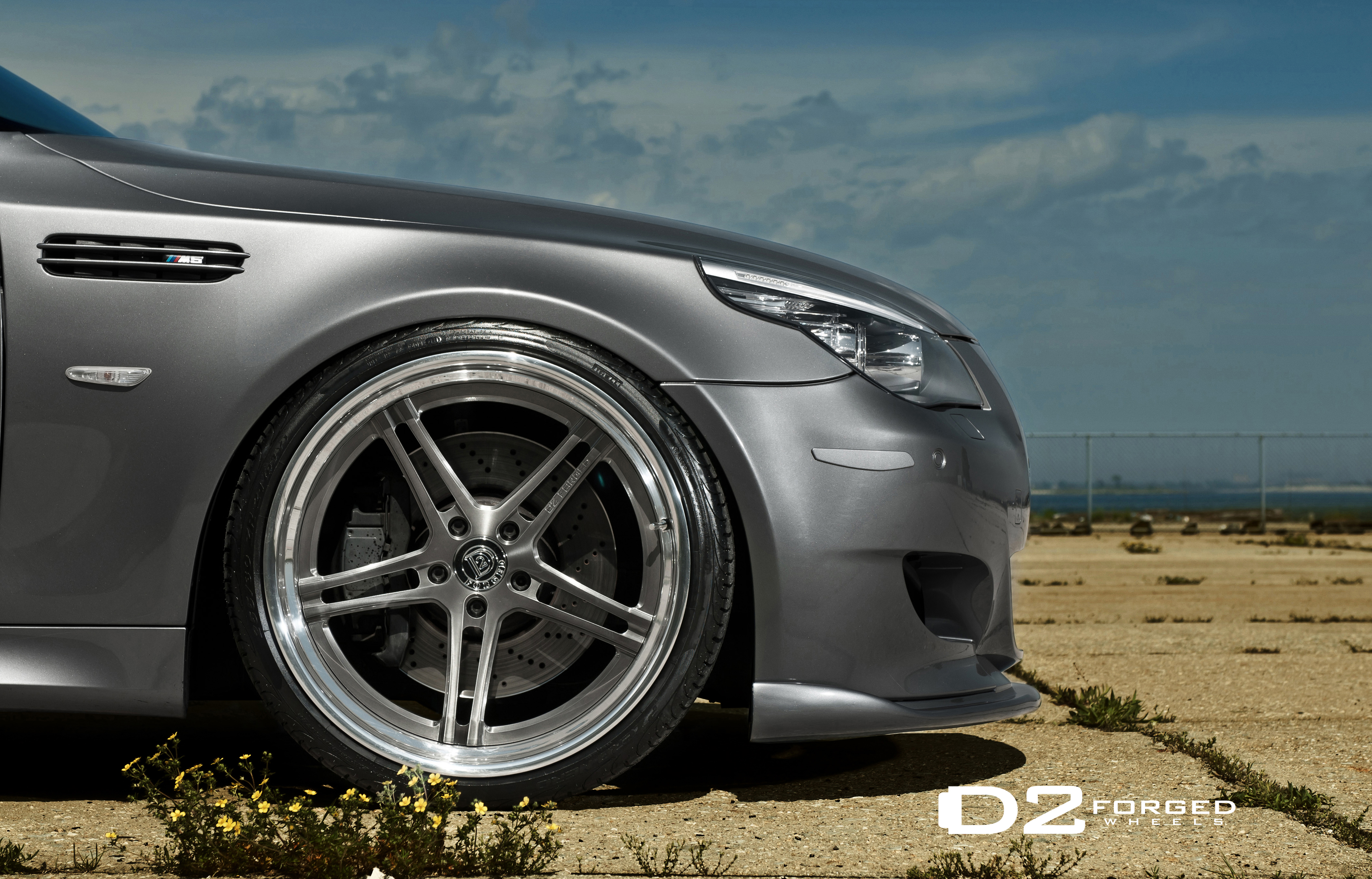 "BMW M5 - 21"" D2FORGED CV3-LP - 800.913.3513 