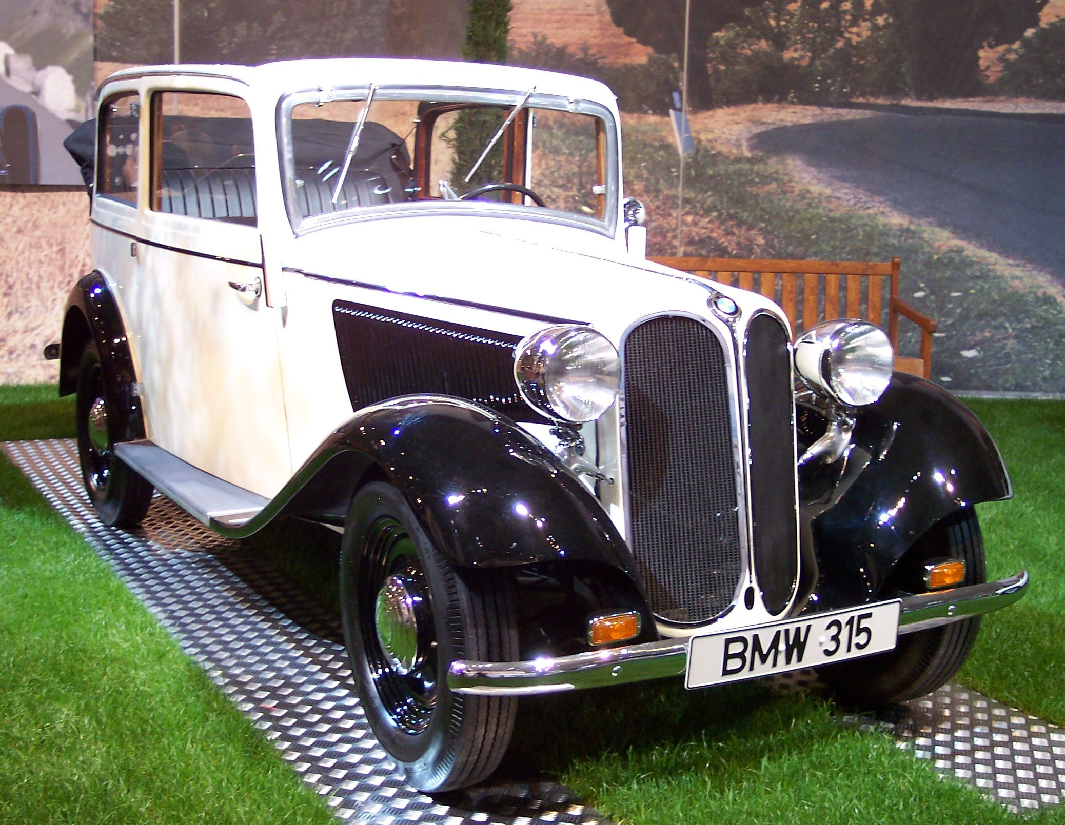 File:BMW 315 1936 white vr TCE.jpg - Wikipedia, the free encyclopedia