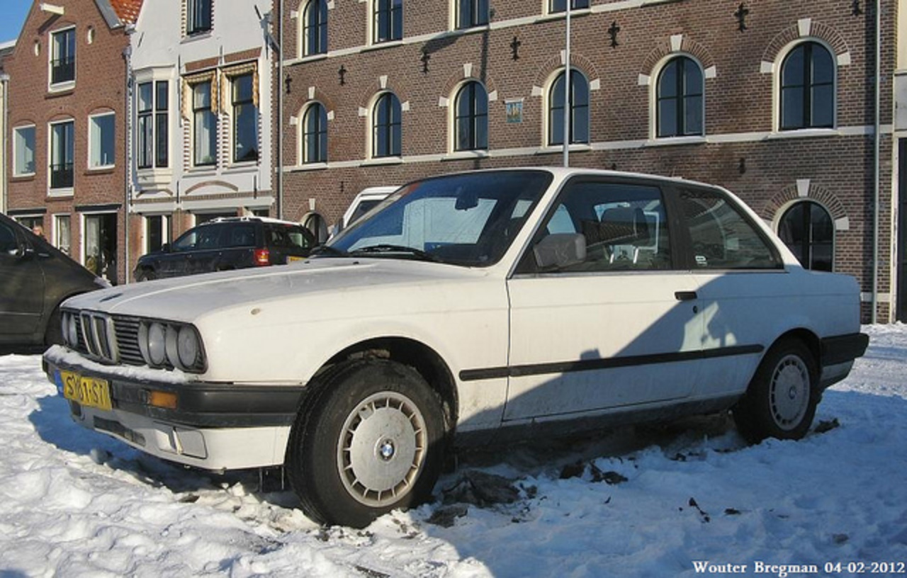 BMW 318i automatic 1988 | Flickr - Photo Sharing!