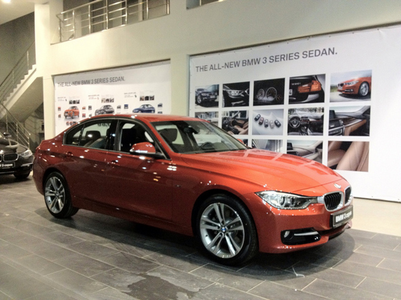 BMW 3 series 2012 | Flickr - Photo Sharing!