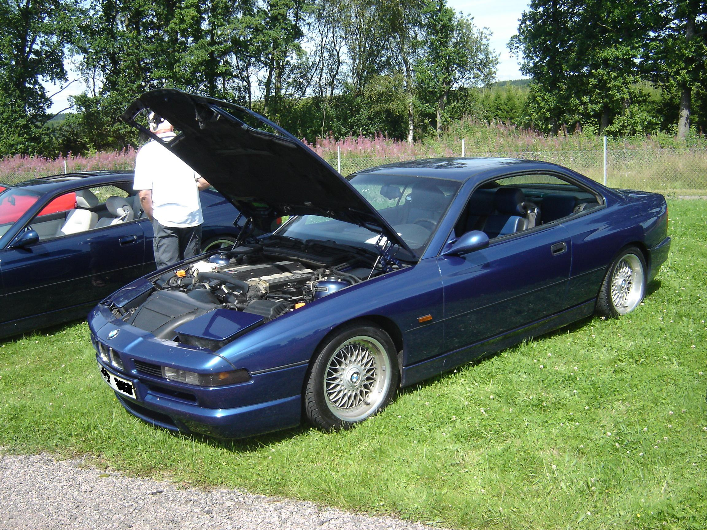 BMW 850 CSi | Flickr - Photo Sharing!