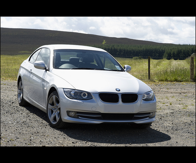 bmw 320i coupe 6030 | Flickr - Photo Sharing!