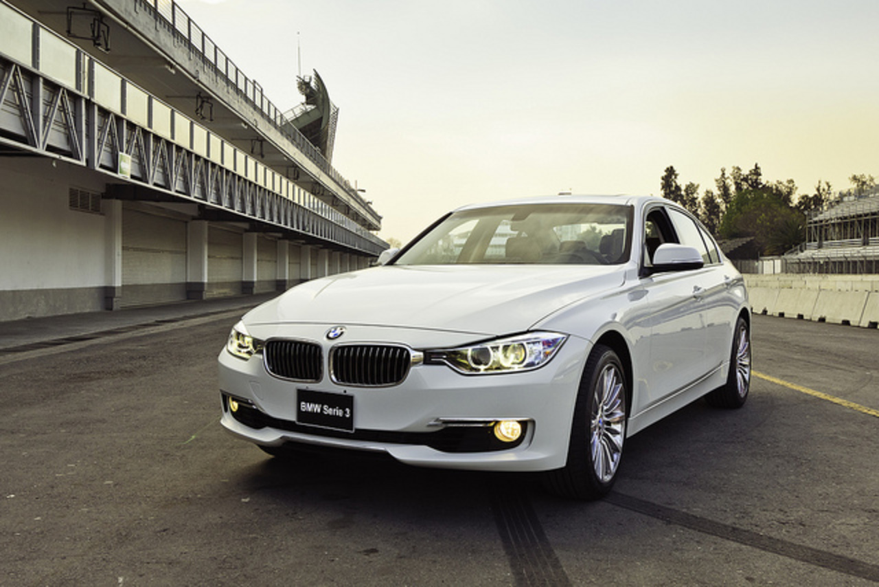 BMW 3 Series 2013 sedan (F30) | Flickr - Photo Sharing!