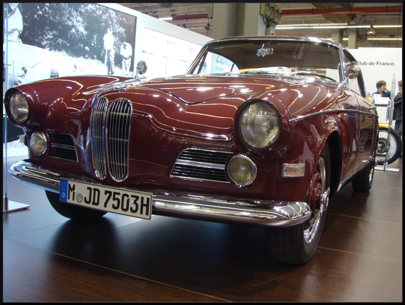 BMW 503 Coupé 1959 | Flickr - Photo Sharing!