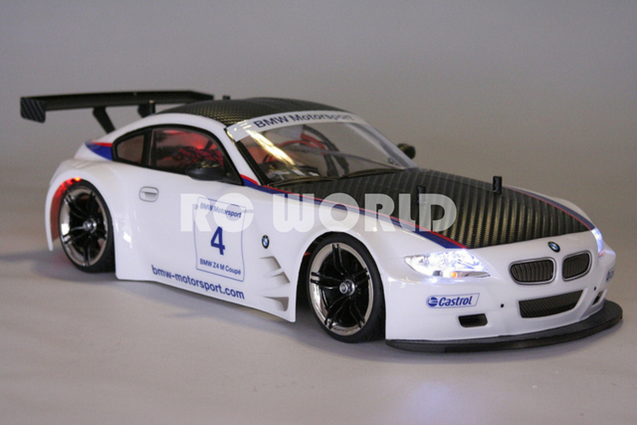 TAMIYA RC BMW Z4 M COUPE RACE | Flickr - Photo Sharing!