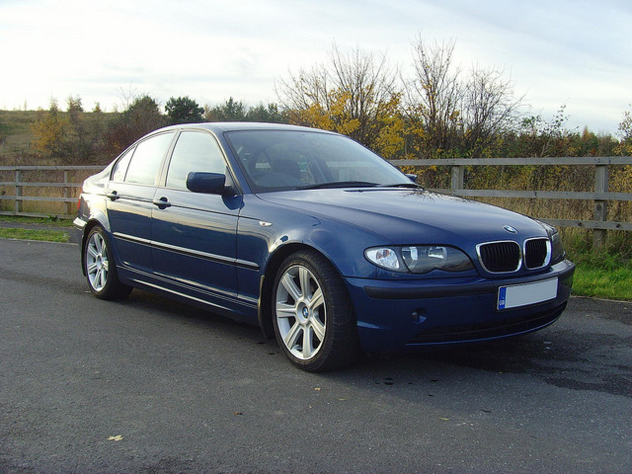 bmw 320d e46 facelift | Flickr - Photo Sharing!