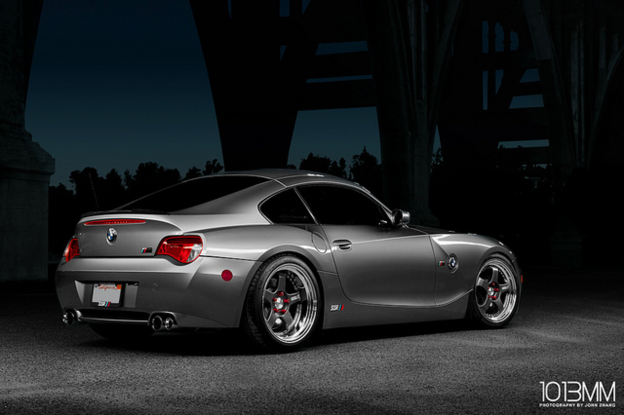 SSR Wheels BMW Z4 M Coupe Roadster | Flickr - Photo Sharing!