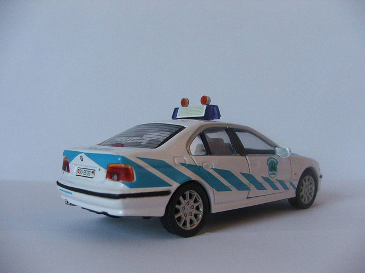 Flickr: The Model Police Cars (and other LE transport in miniature ...