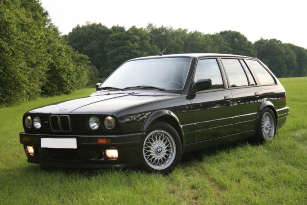 1987 BMW 325i Touring Automatic E30 related infomation ...
