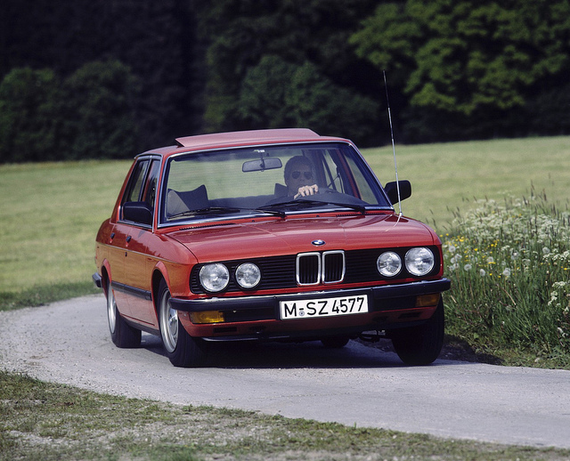 BMW 524 td (E28) | Flickr - Photo Sharing!
