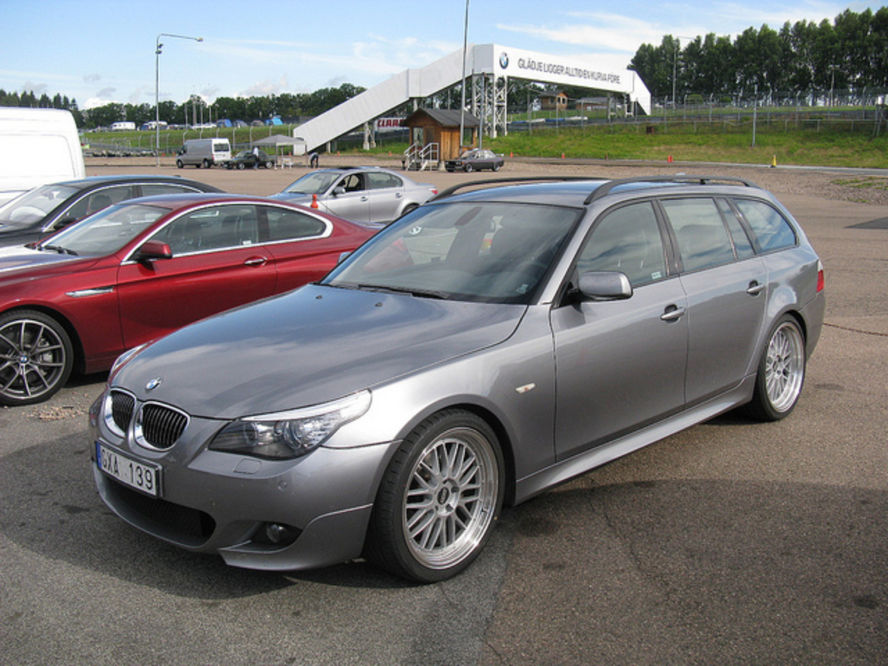 BMW 535d Touring M Sport E61 | Flickr - Photo Sharing!