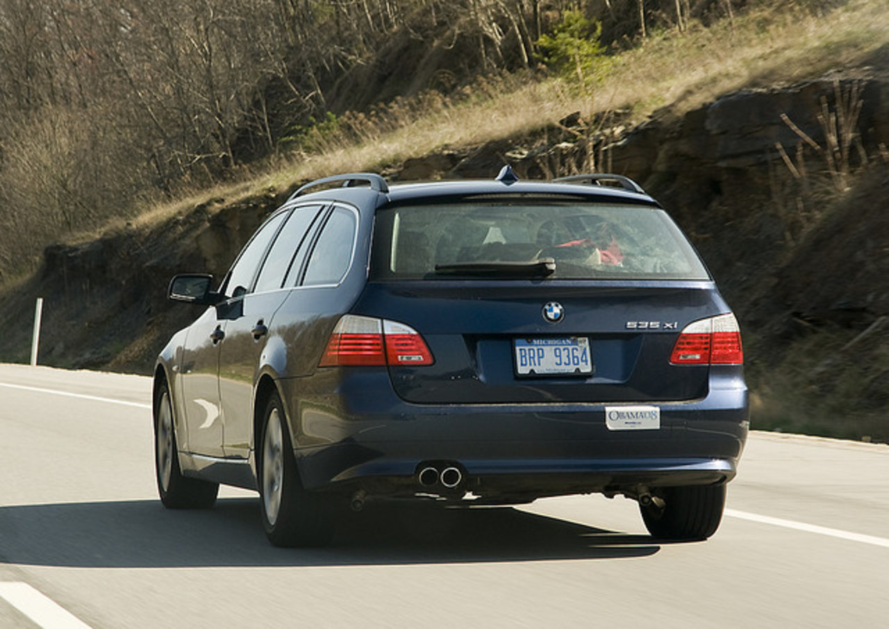 BMW 535 ix Touring | Flickr - Photo Sharing!