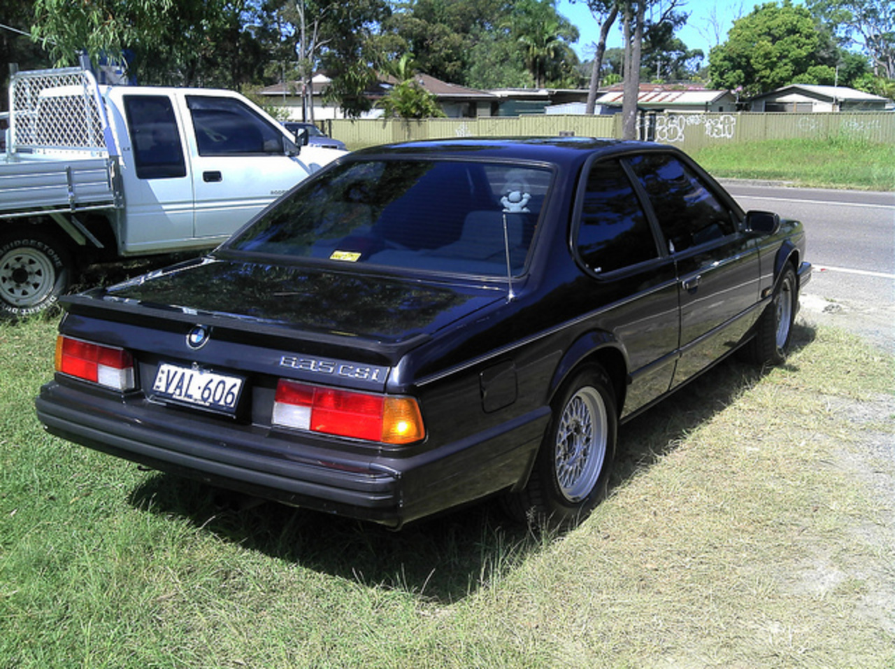 1988 BMW 635 CSI Coupe | Flickr - Photo Sharing!