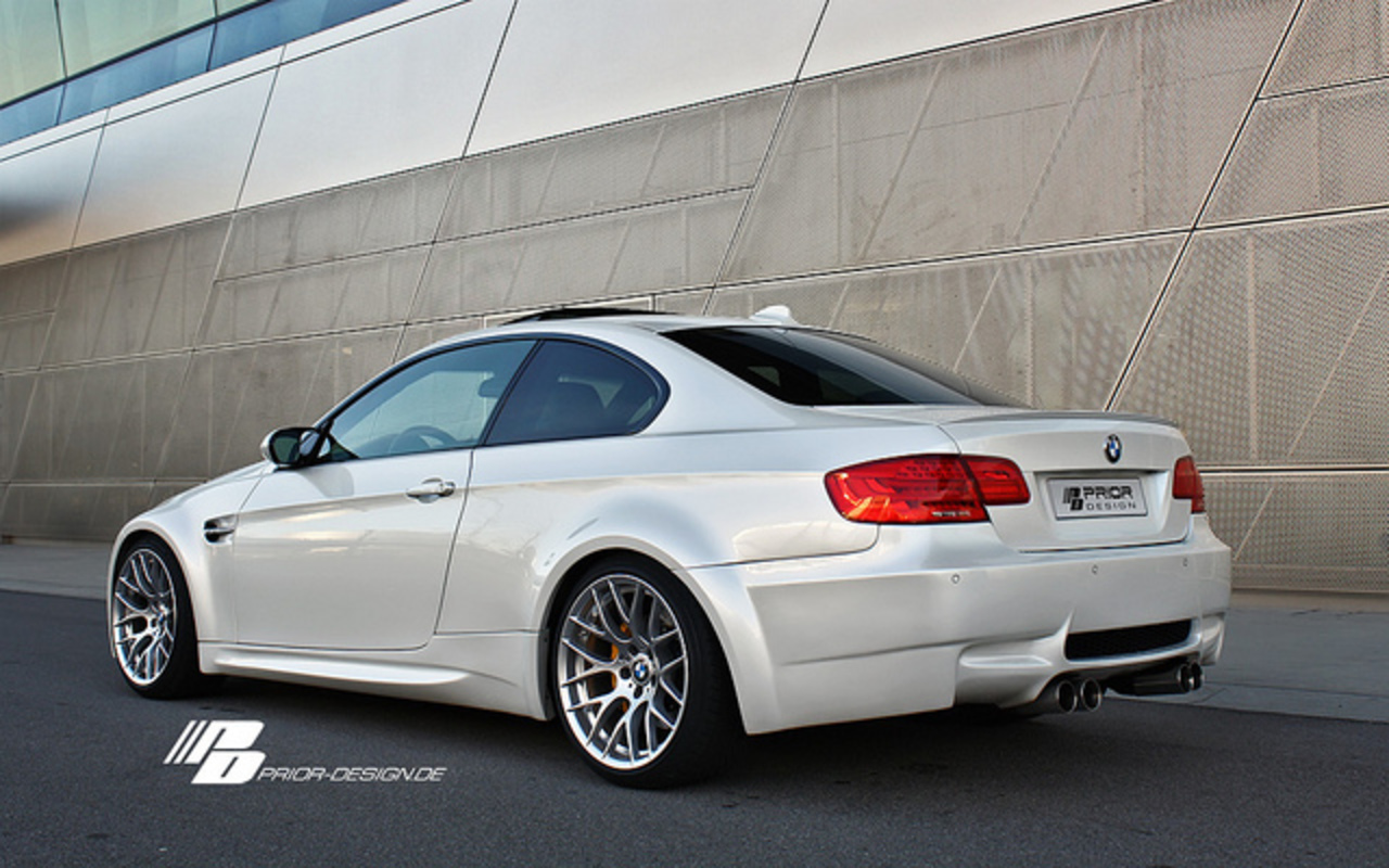Prior-Design BMW 3-series E92 PD-M Widebody | Flickr - Photo Sharing!