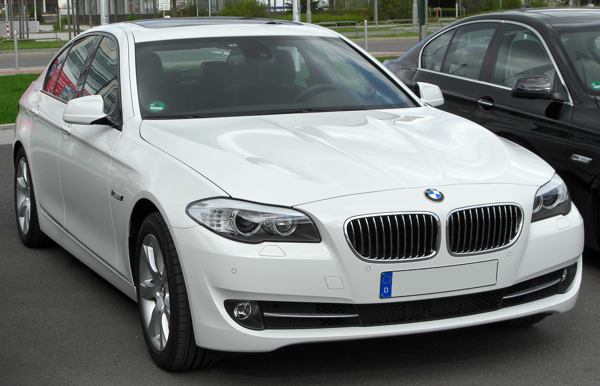 File:BMW 525d (F10) front 20100410.jpg - Wikimedia Commons