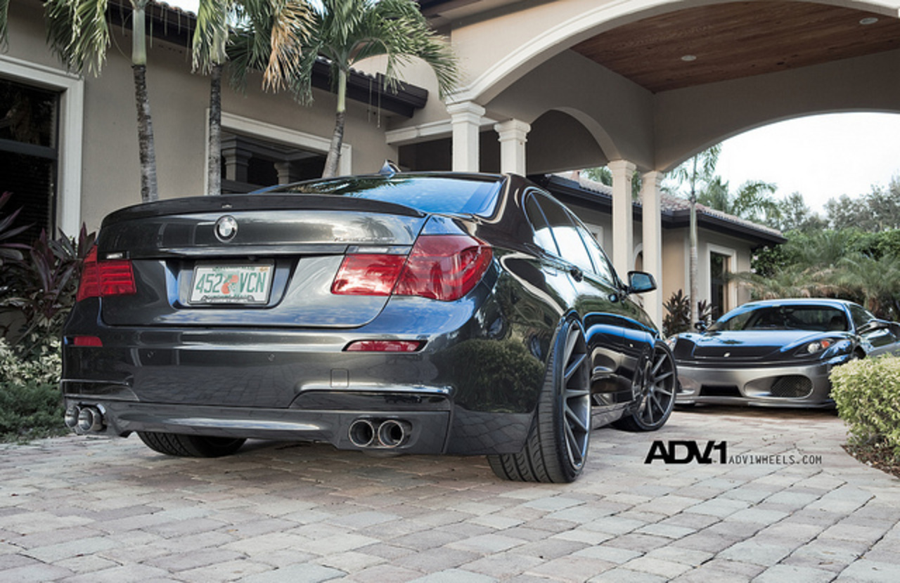"BMW ""M7"" Project / ADV.1 + Active Autowerke 