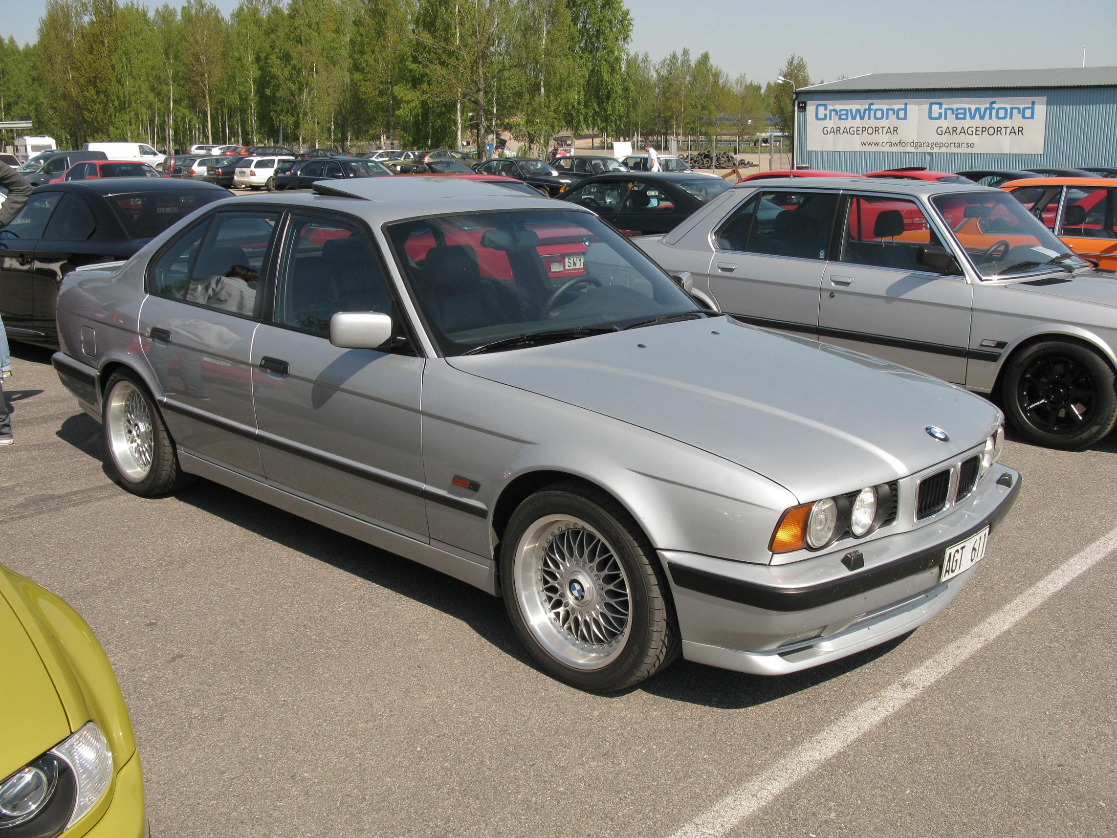 BMW 540i/6 E34 | Flickr - Photo Sharing!