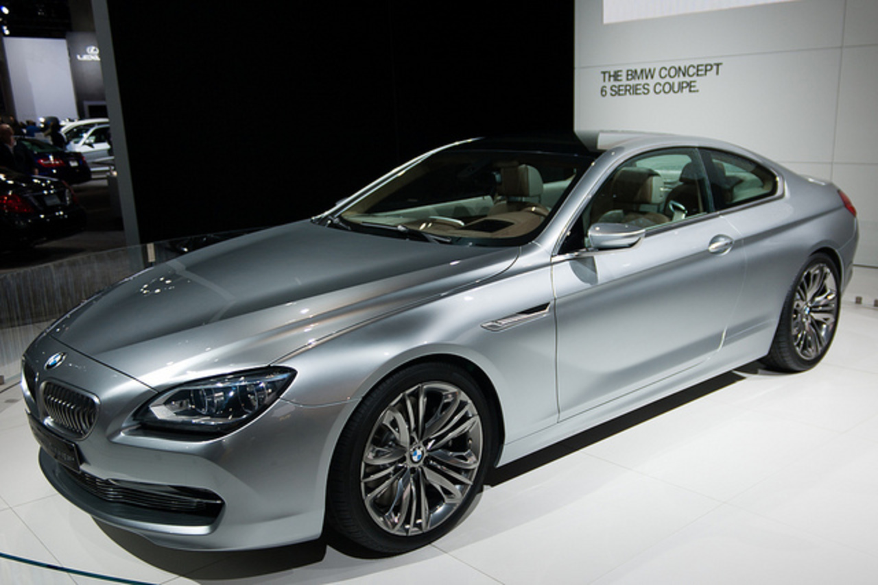 BMW 6 Series F12 Concept | Flickr - Photo Sharing!