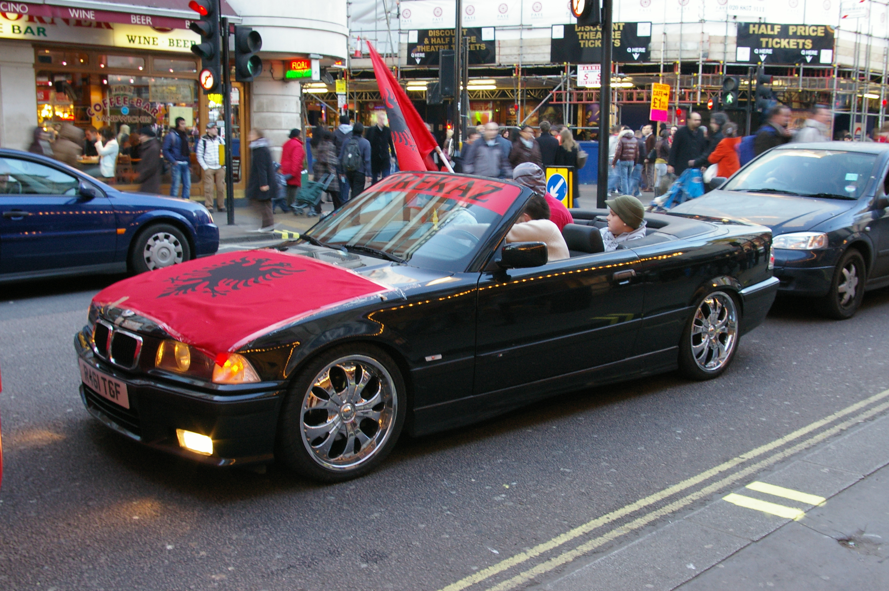 BMW 320i Convertible | Flickr - Photo Sharing!
