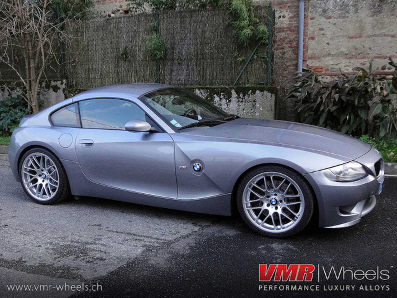 VMR Wheels VB3 Super Silver - BMW Z4 M Coupé | Flickr - Photo Sharing!