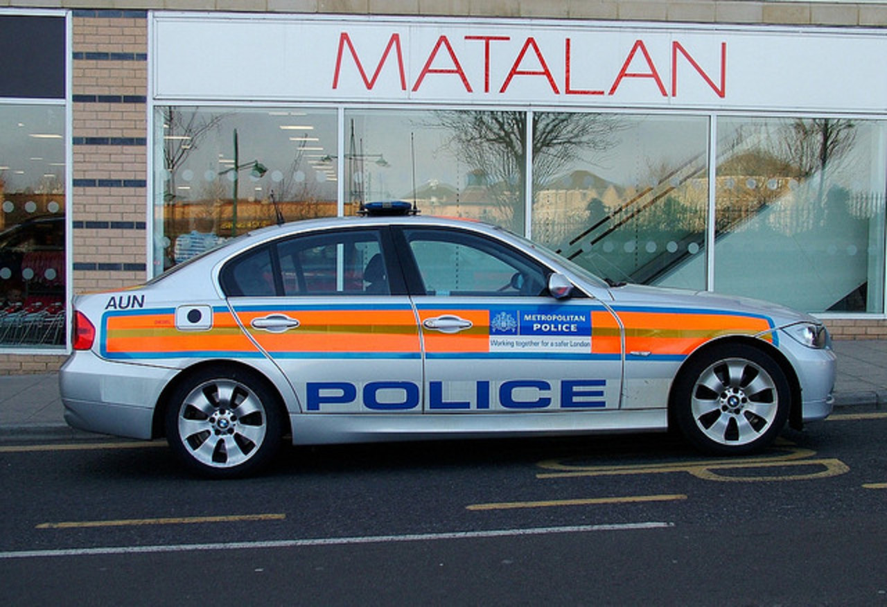 Met Police BMW 325d | Flickr - Photo Sharing!