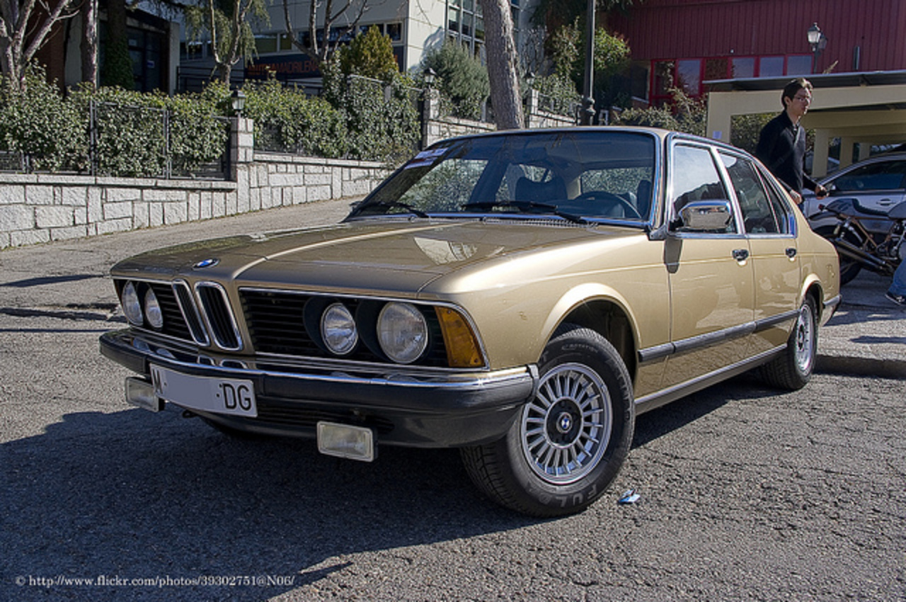 Topworldauto Photos Of Bmw 733i Photo Galleries 1983 E23 Car Electrical Wiring Diagram 1979 Flickr Sharing