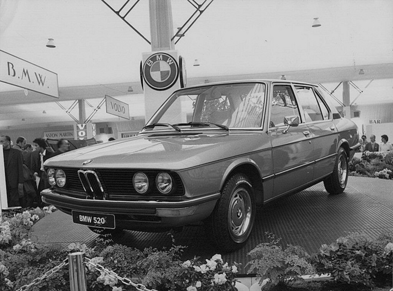 BMW 520 (E12) | Flickr - Photo Sharing!