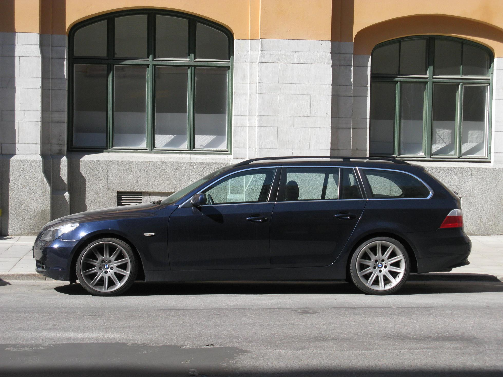 BMW 535d Touring | Flickr - Photo Sharing!