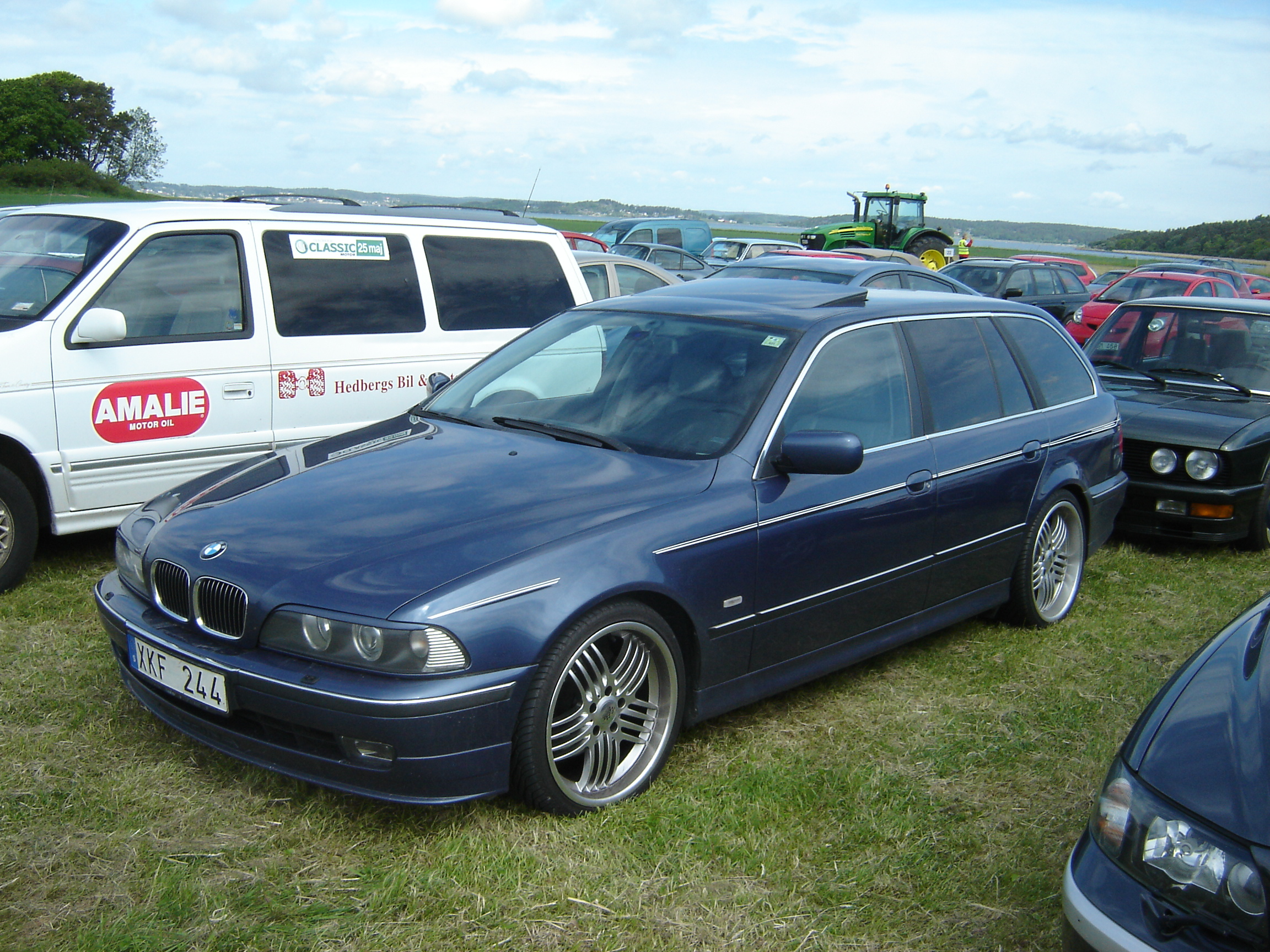 BMW Alpina B10 Touring | Flickr - Photo Sharing!