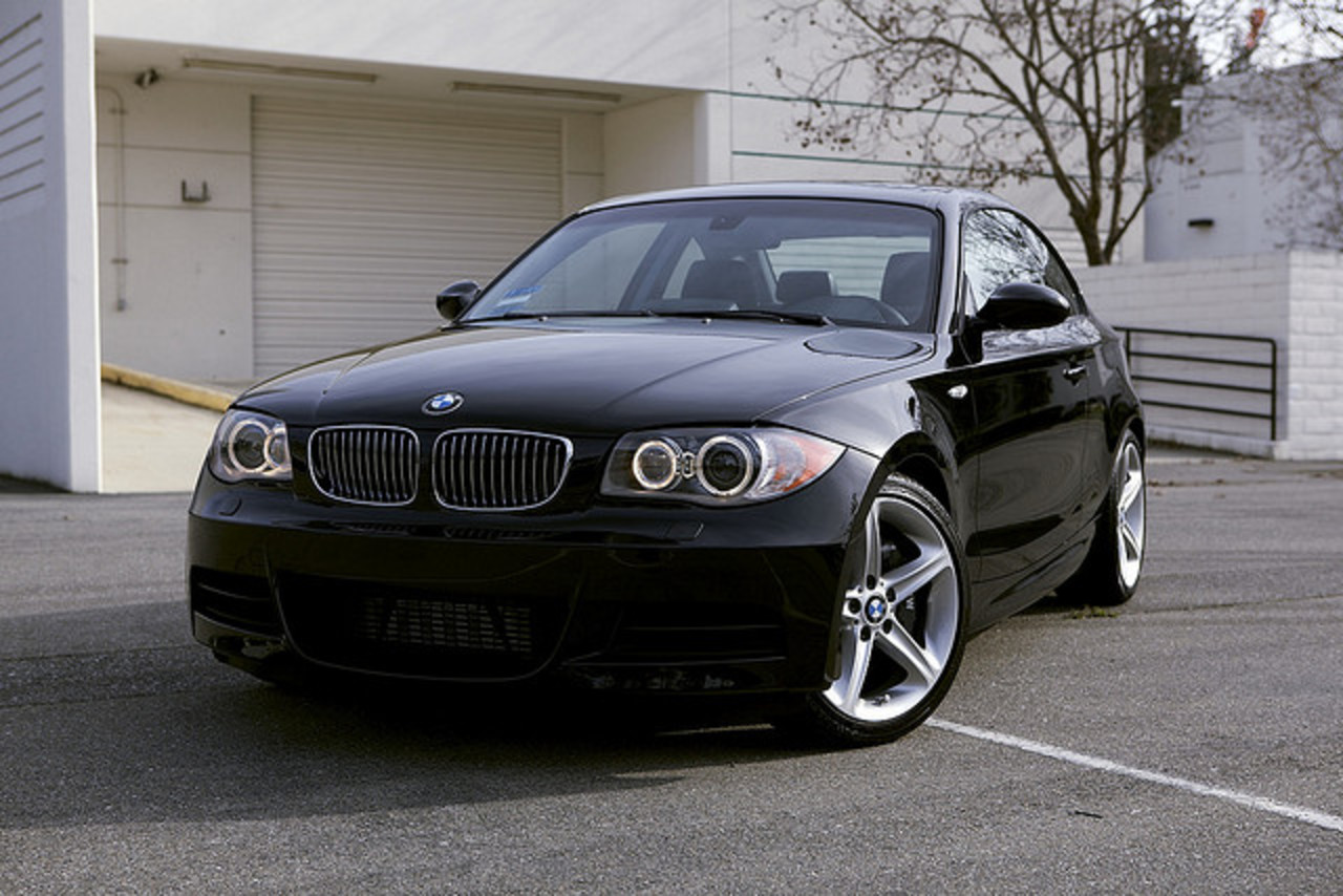 2009 BMW 135i (Black Sapphire) | Flickr - Photo Sharing!