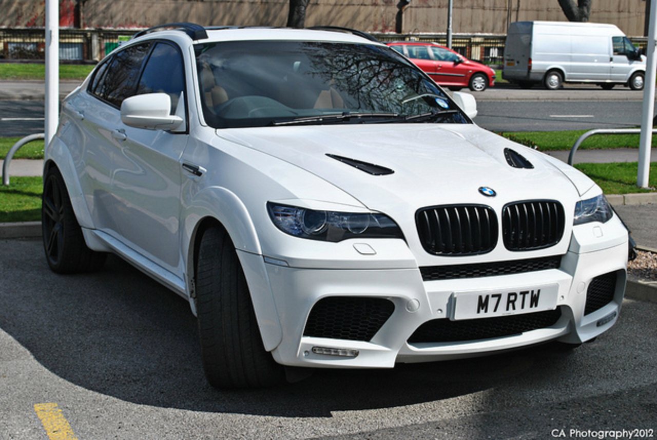 UGLY!!! - BMW X6 XDrive35d | Flickr - Photo Sharing!