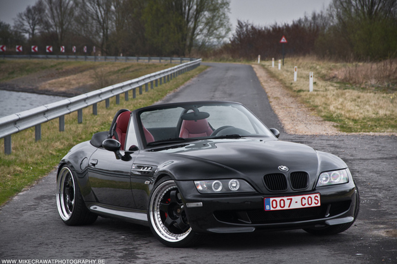 Topworldauto Photos Of Bmw Z3 Photo Galleries Stanced Coupe M Roadster Flickr Sharing
