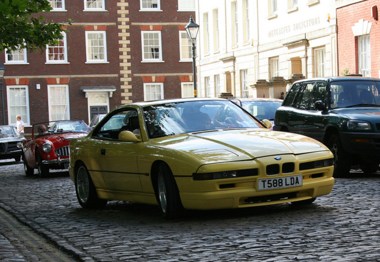 BMW 840i | Flickr - Photo Sharing!