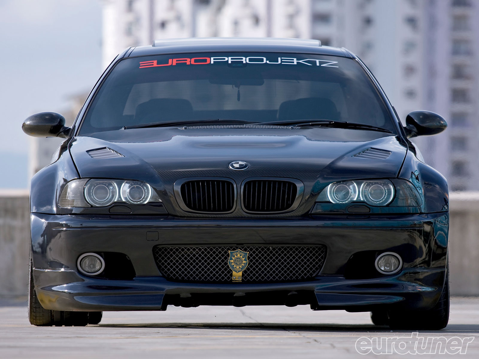 2001 Bmw 325Ci Projector Headlights Photo 5