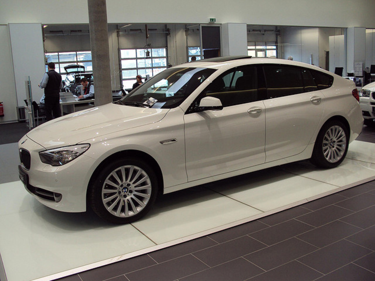 BMW 530d GT | Flickr - Photo Sharing!
