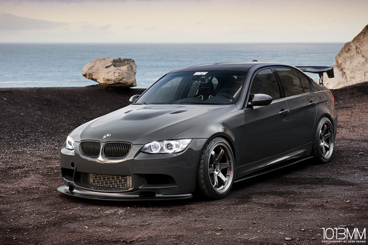 Darrens BMW 335i for Performance BMW Magazine May '12 | Flickr ...