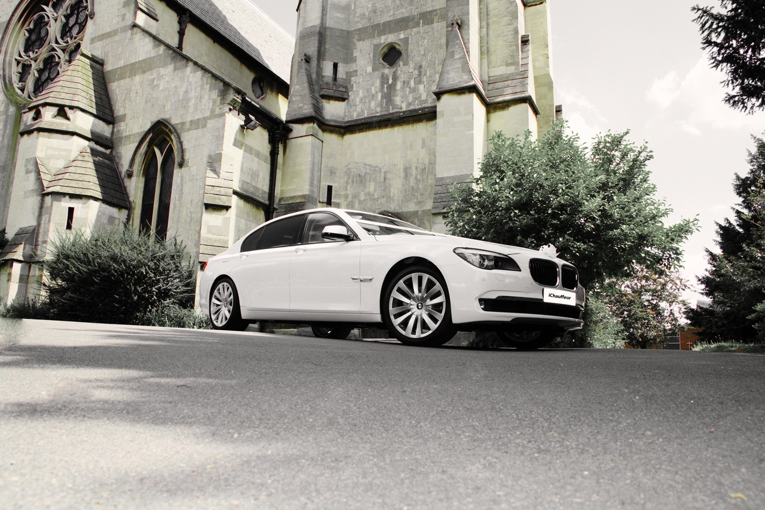 2010 BMW 7 Series in White | Flickr - Photo Sharing!