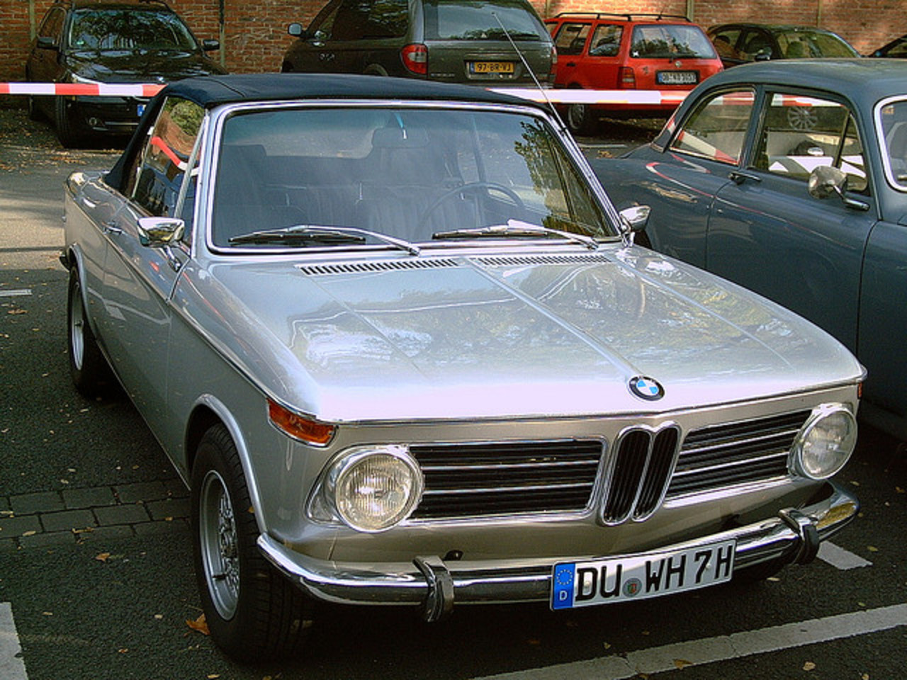 BMW 1600 Cabrio | Flickr - Photo Sharing!