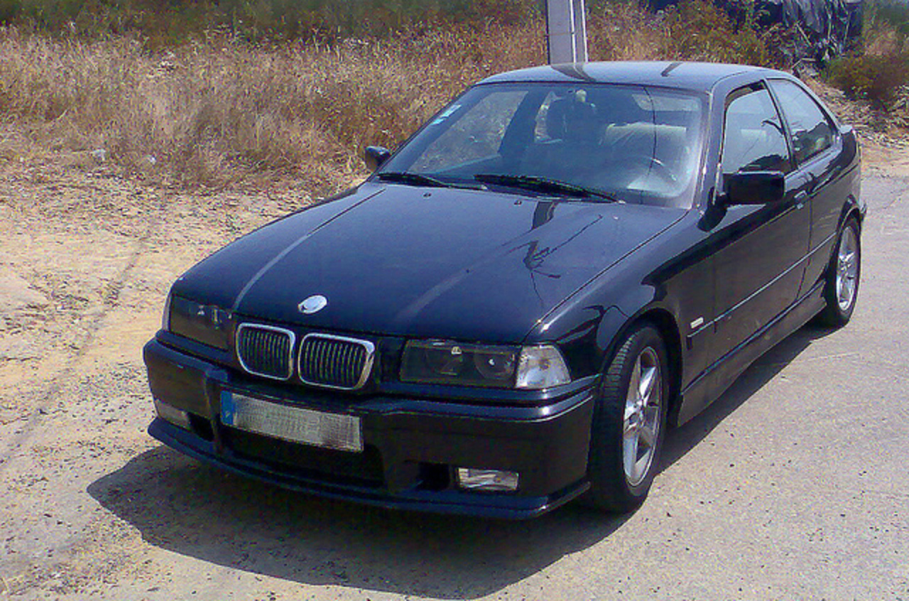 BMW 318 TDS compacto | Flickr - Photo Sharing!