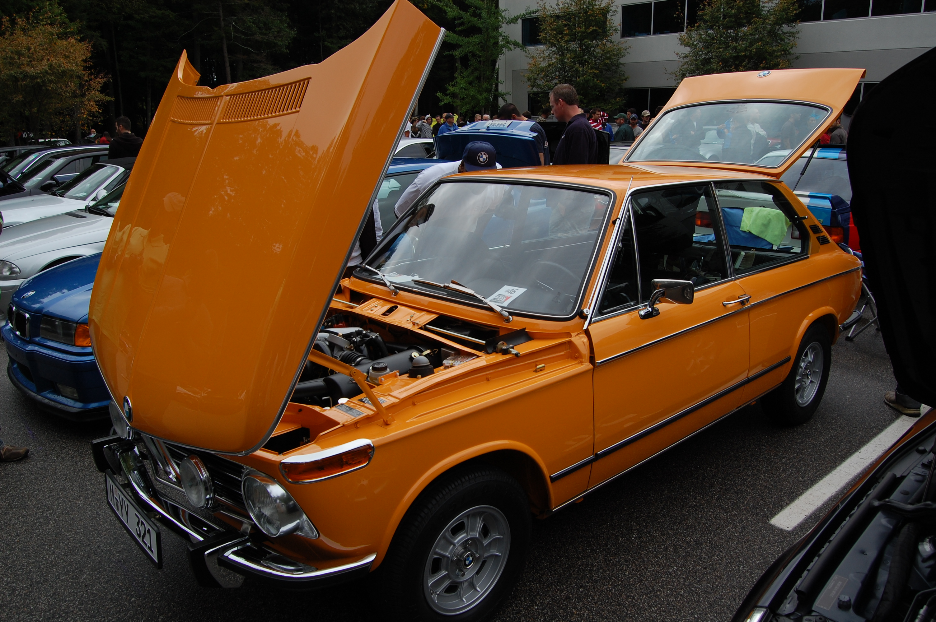 BMW 2002 tii Touring | Flickr - Photo Sharing!