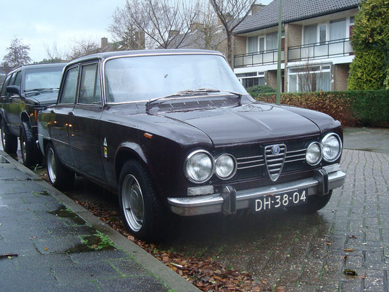 1970 Alfa Romeo Giulia Ti Super | Flickr - Photo Sharing!