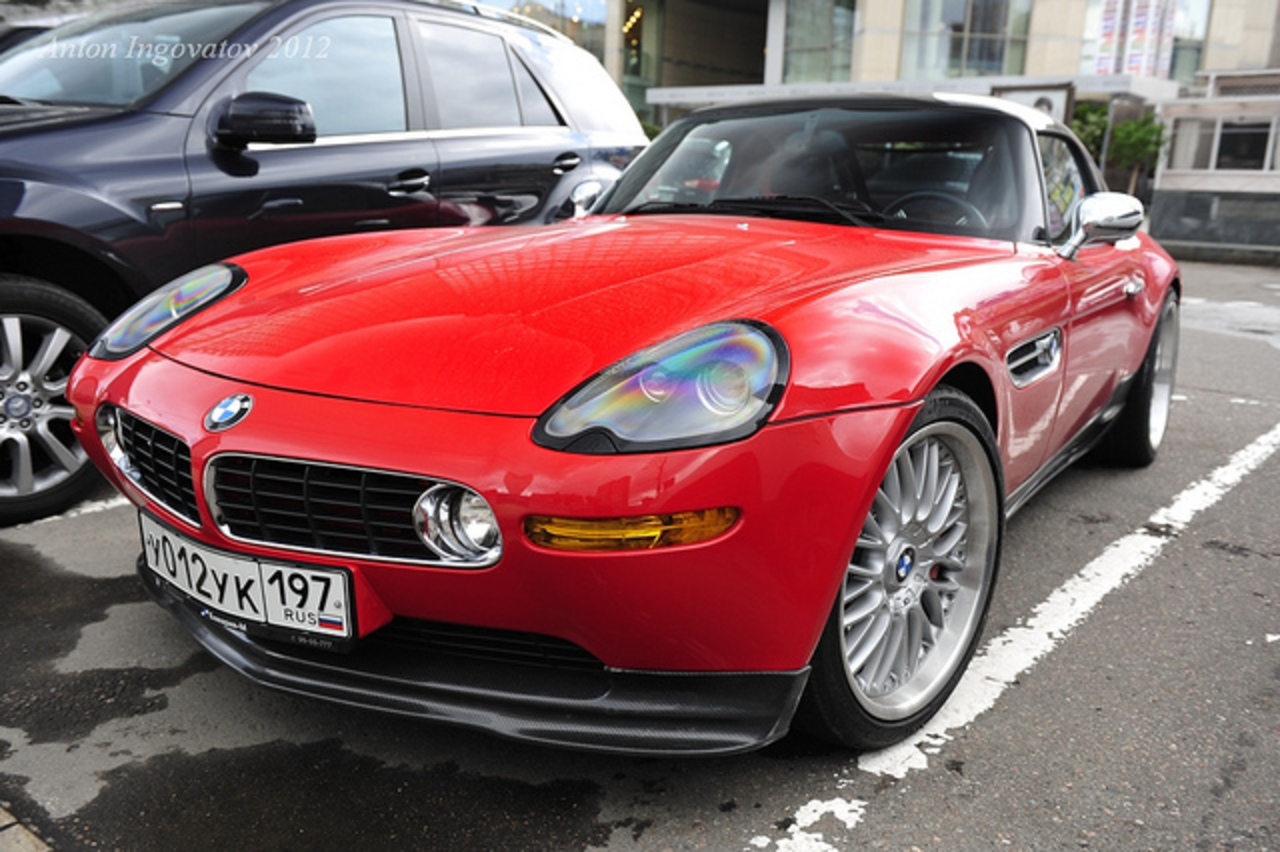 BMW Z8 Hamann | Flickr - Photo Sharing!