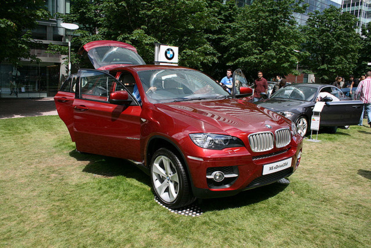 BMW X6 xDrive35d | Flickr - Photo Sharing!