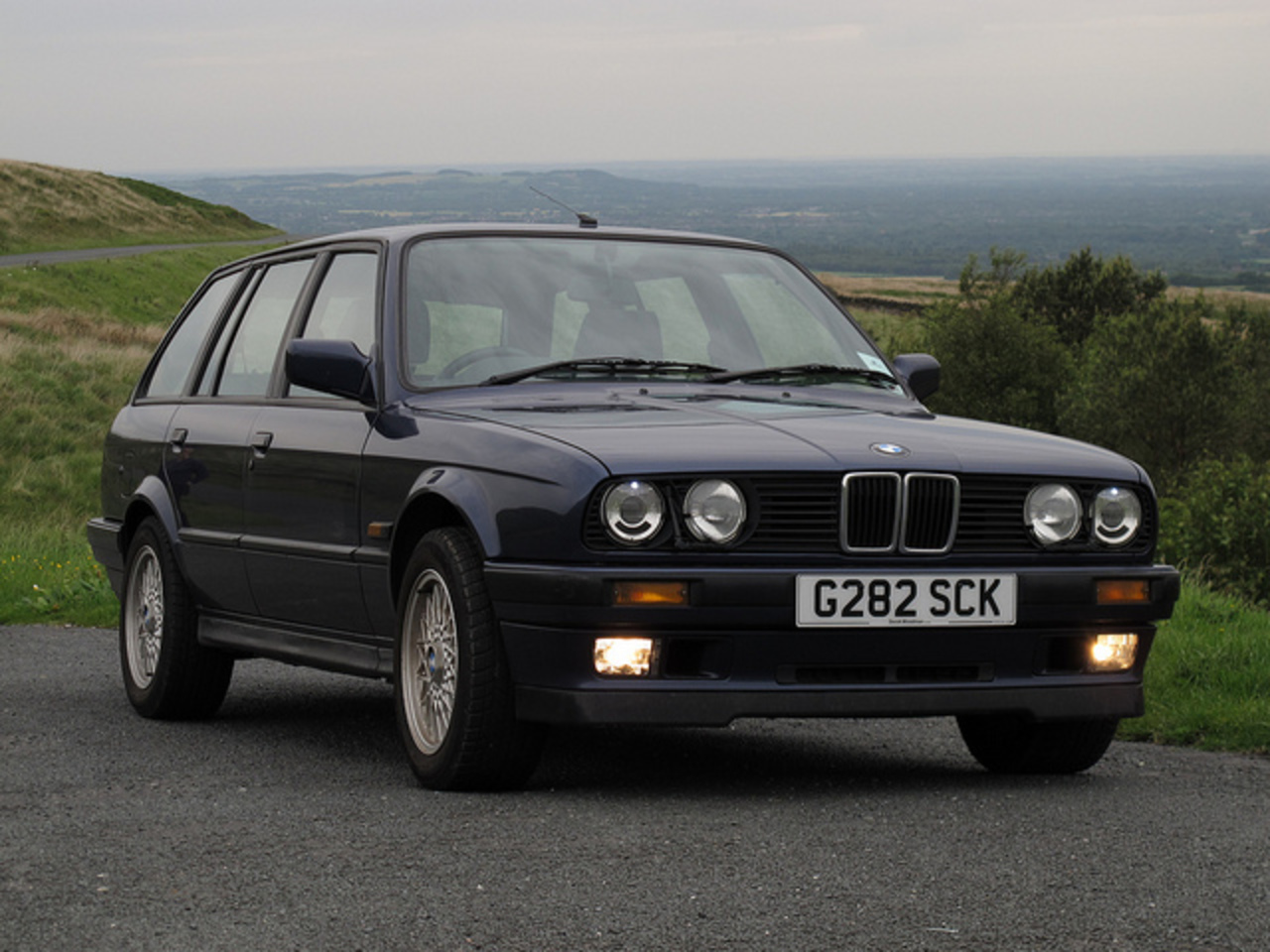 BMW 3 series Touring (e30) 1 | Flickr - Photo Sharing!