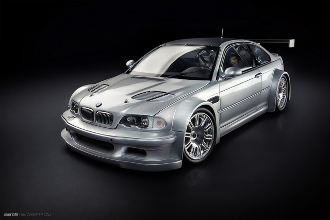 TopWorldAuto >> Photos of BMW M3 GTR - photo galleries