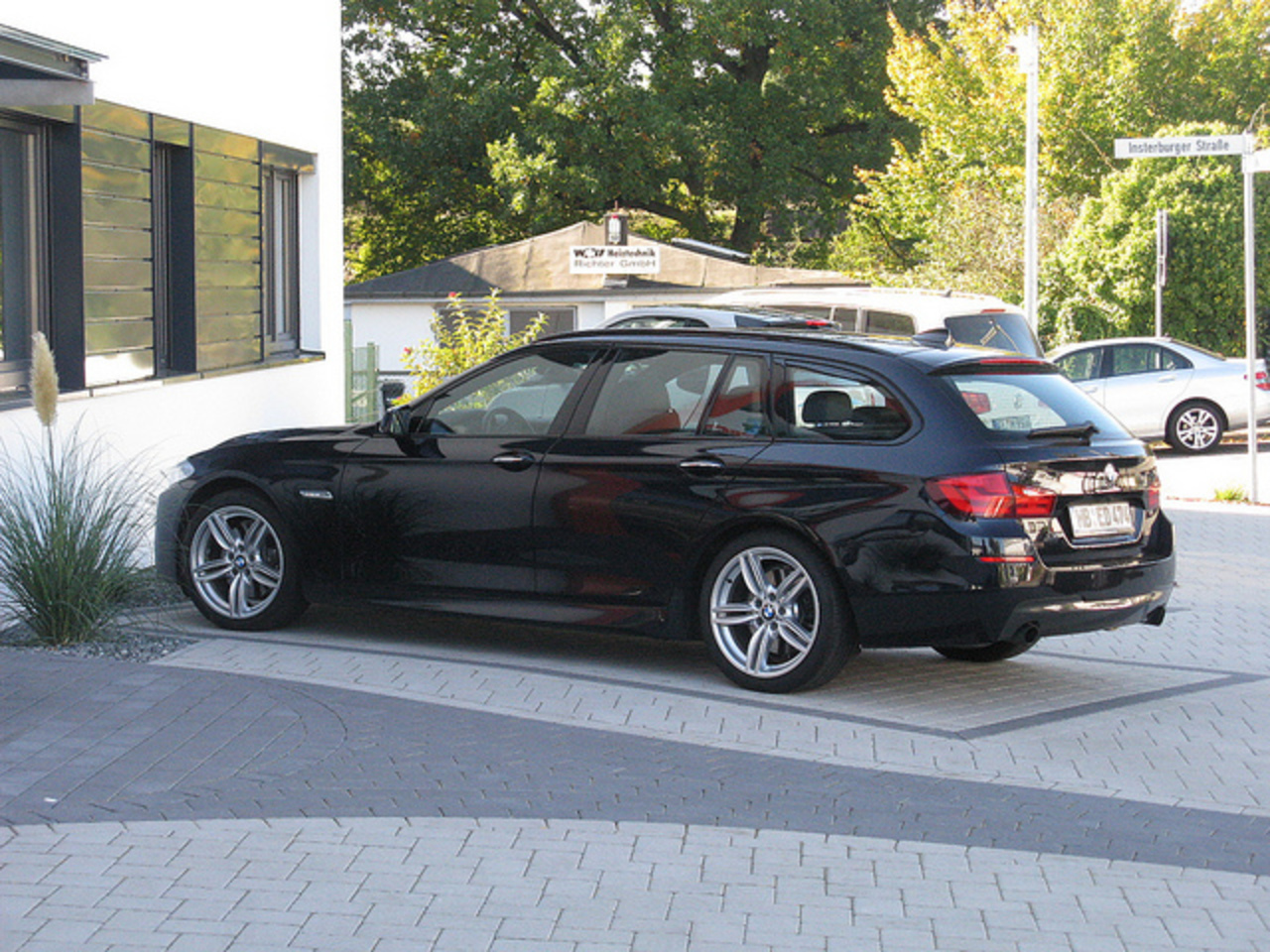 BMW 535d Touring M Sport F11 | Flickr - Photo Sharing!