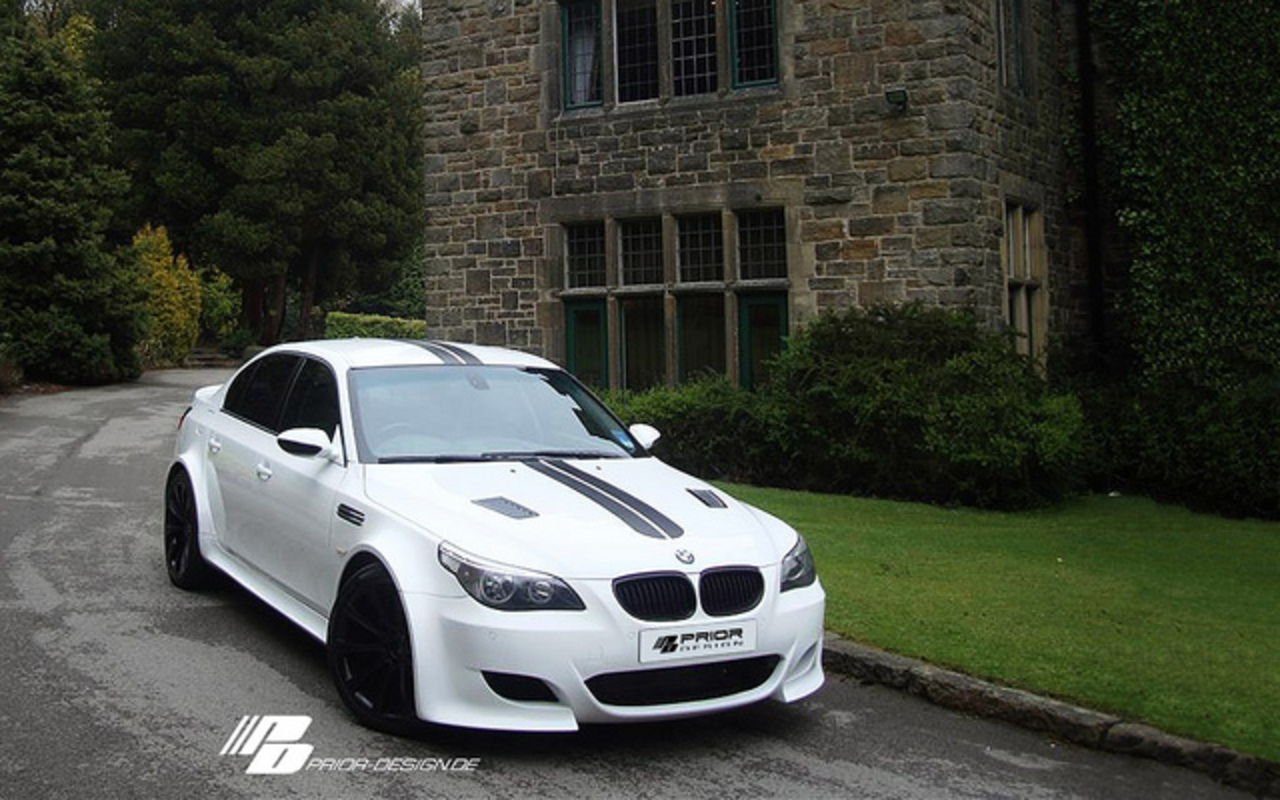 Bmw 5-Series E60 PD Widebody Aerodynamic-Kit | Flickr - Photo Sharing!