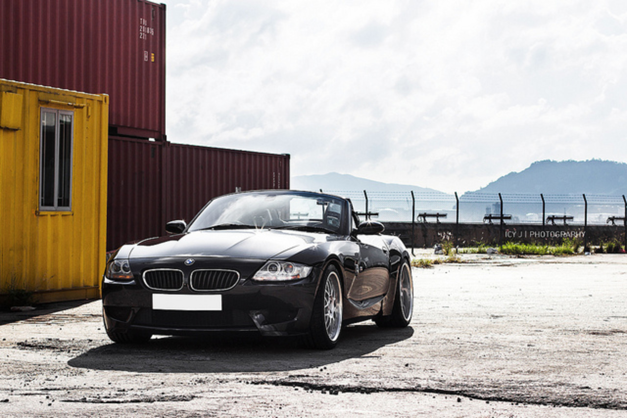 BMW Z4 M Roadster | Flickr - Photo Sharing!