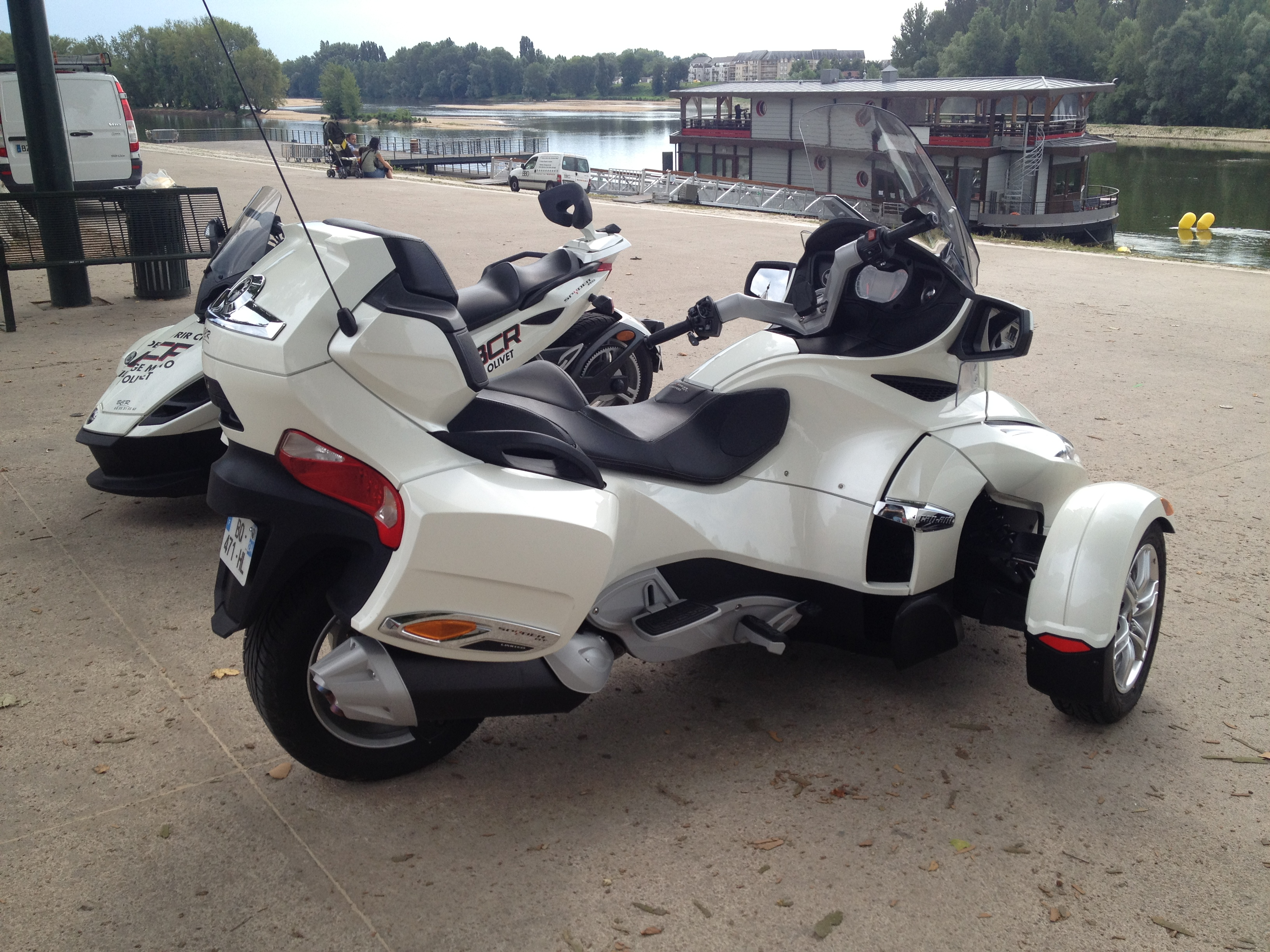 Bombardier Can-Am Spyder | Flickr - Photo Sharing!